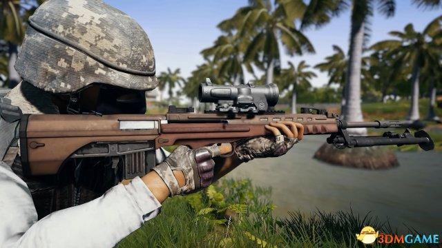 《绝地求生》萨诺地图加入新武器QBU和新载具