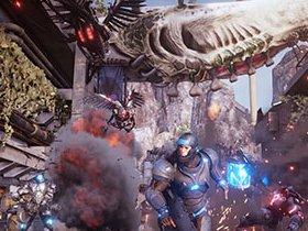 国产射击大作《基因雨》新预告 今日登陆PS4平台