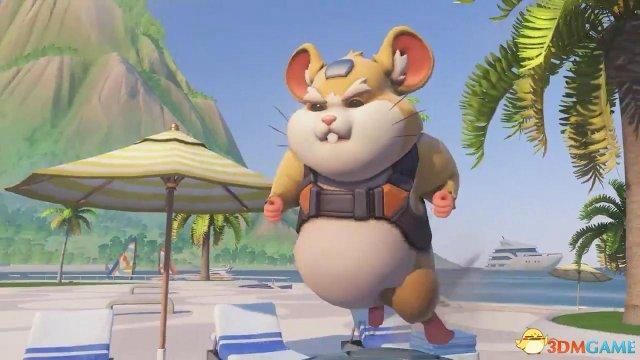 《守望先锋》新英雄破坏球仓鼠预告 上线日期公布