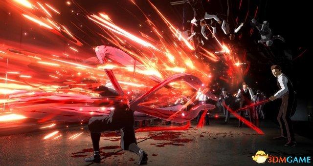 《东京喰种:re CALL to EXIST》游戏截图欣赏