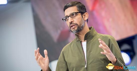 皮查伊回应欧盟重罚谷歌50亿:安卓系统或将收费