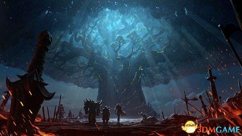 《魔兽世界》全新内容上线 吹响艾泽拉斯争霸号角
