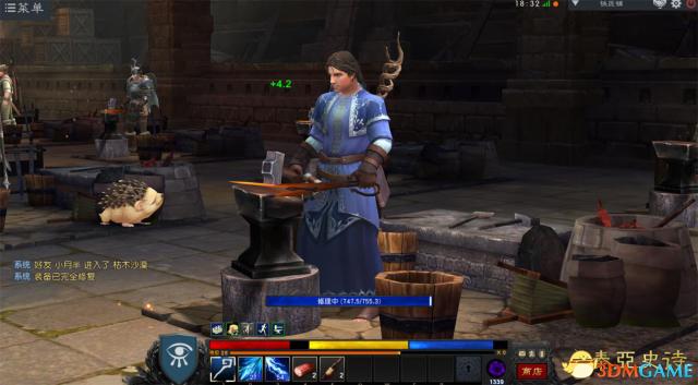 《泰亚史诗》评测:一款挑玩家的MMORPG