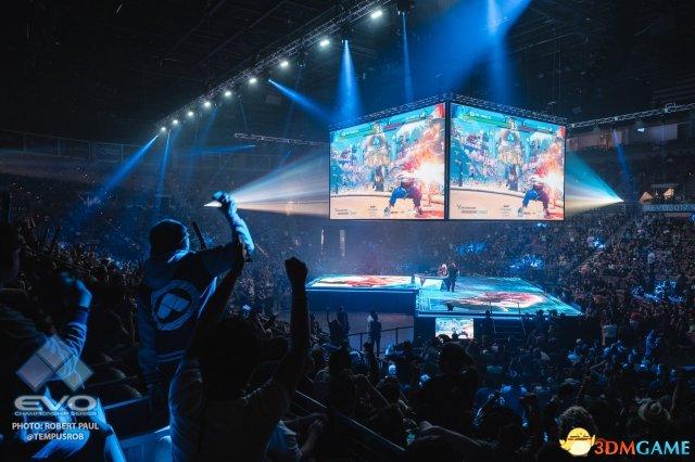 Evo 2019游戏参赛人数出炉 街头霸王5竟不是第一