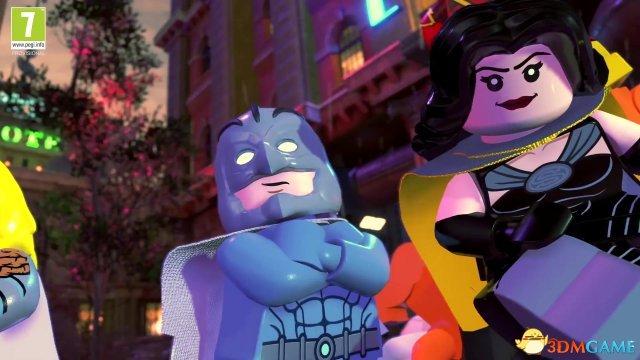 SDCC 2018:《乐高DC超级反派》剧情预告片欣赏