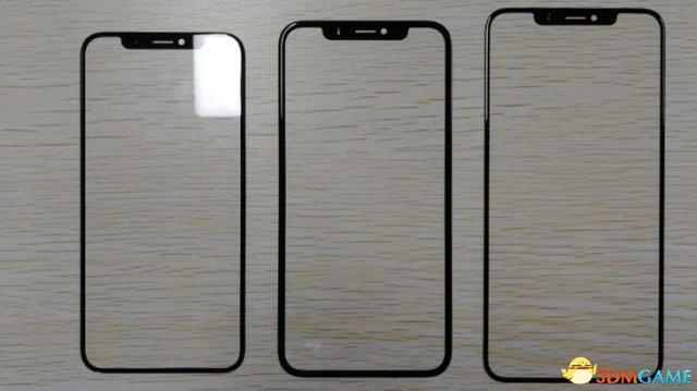 今秋三款iPhone都是刘海全面屏 你有兴趣购买吗?