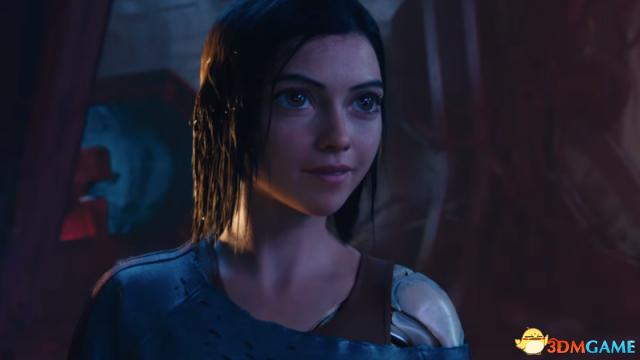 《艾莉塔:战斗天使》中文预告 机械少女战力惊人