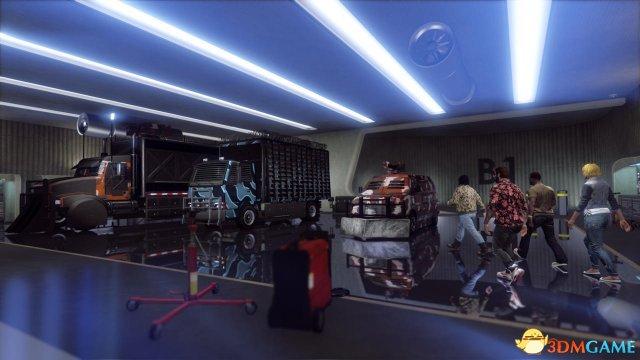 《侠盗猎车OL》重大更新 新载具和夜店经营上线