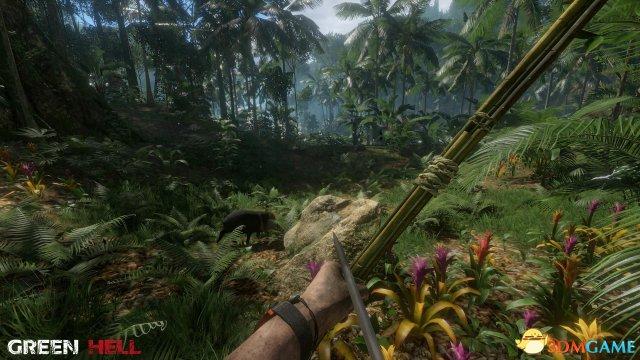 生存新作《绿色地狱》新预告 8月29日登陆Steam