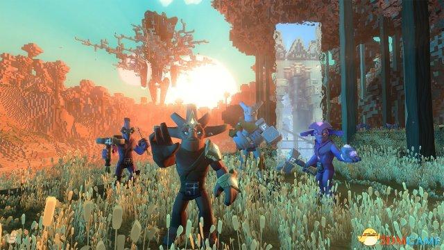 主机PC玩家可一起游玩,将于9月正式登陆PC
