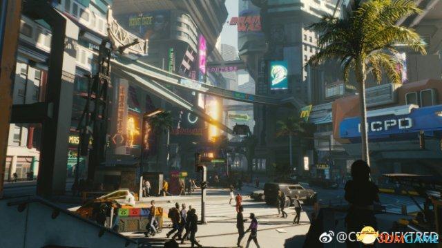 《赛博朋克2077》E3预告逐帧解读第11集