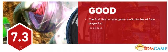 《光环:乌鸦小队》IGN 7.8分