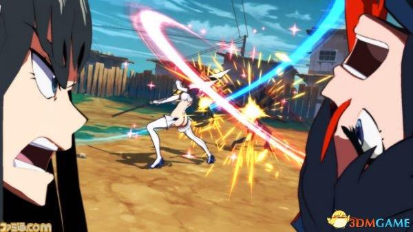 《斩服少女:异布》Fami通新情报 还有舌战玩法