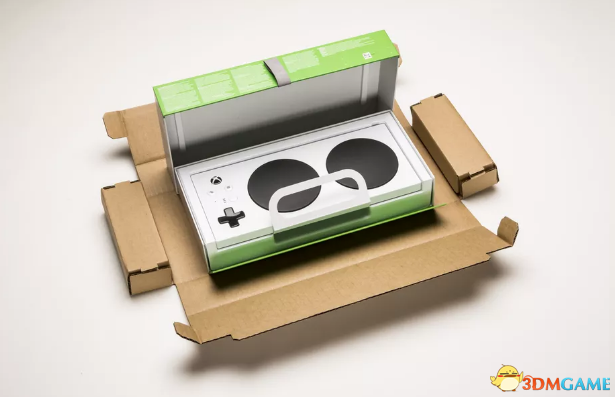 微软重新设计包装箱来帮助那些行动不便的玩家