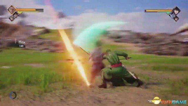 《Jump大乱斗》官方曝新演示 悟空元气弹惊天动地
