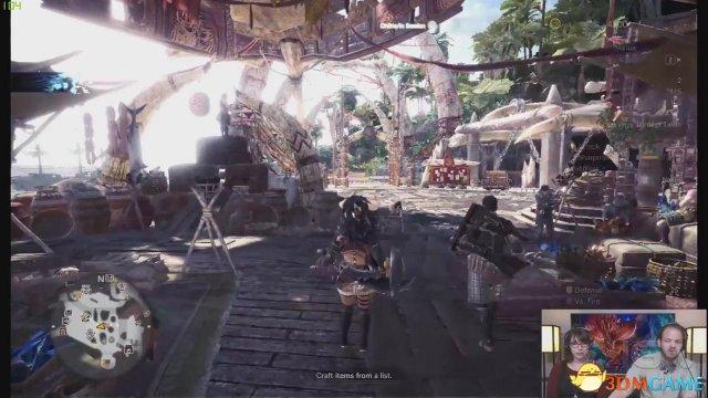 《怪物猎人:世界》PC版运行有多好 IGN用980实操