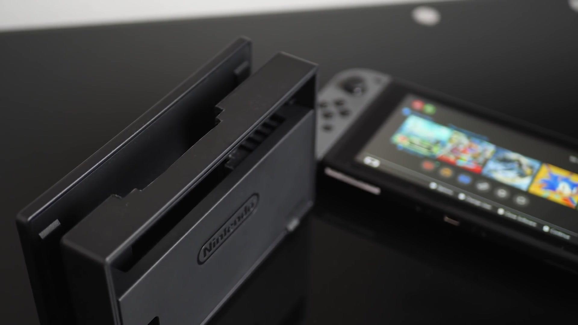 <b>价格不菲!商家推出Switch便携模式视频串流硬件模组</b>