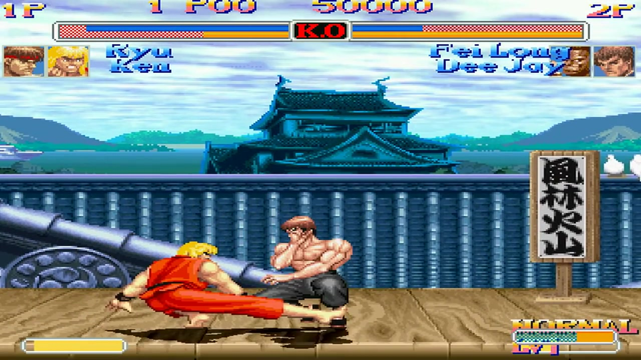 《超级街头霸王2》Mugen版更新 战斗中可切换角色
