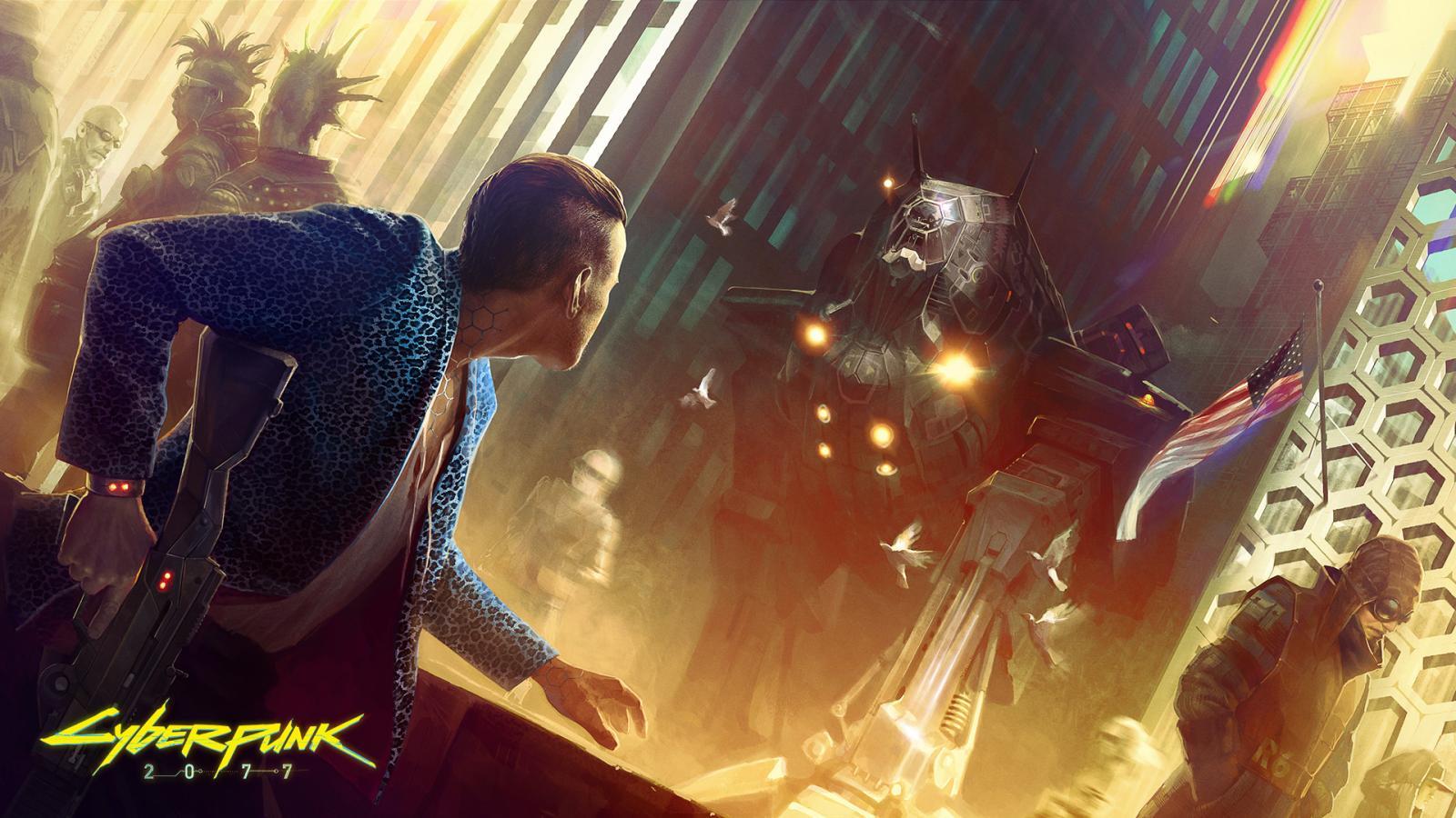 《赛博朋客2077》由波兰国家队CS电竞选手监督射击手感 游戏结局不如人愿
