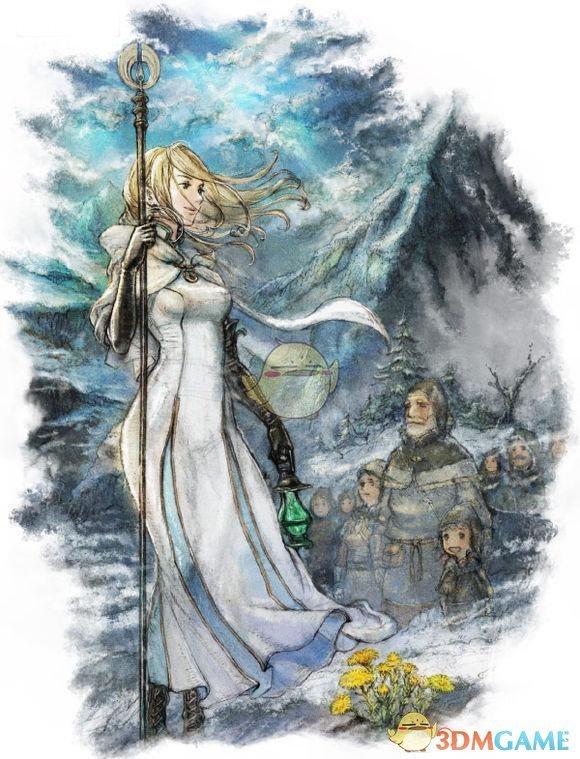 《歧路旅人》虔诚的修女欧菲莉亚克莱门特人物技能介绍