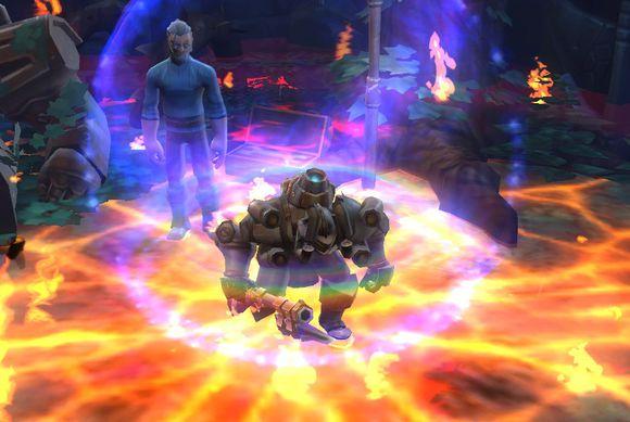 《火炬之光2》各套装外观及效果图 第三幕套装一览