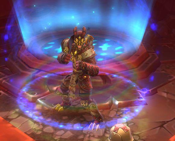 《火炬之光2》第四幕套装外观 第四幕铁制套效果图一览