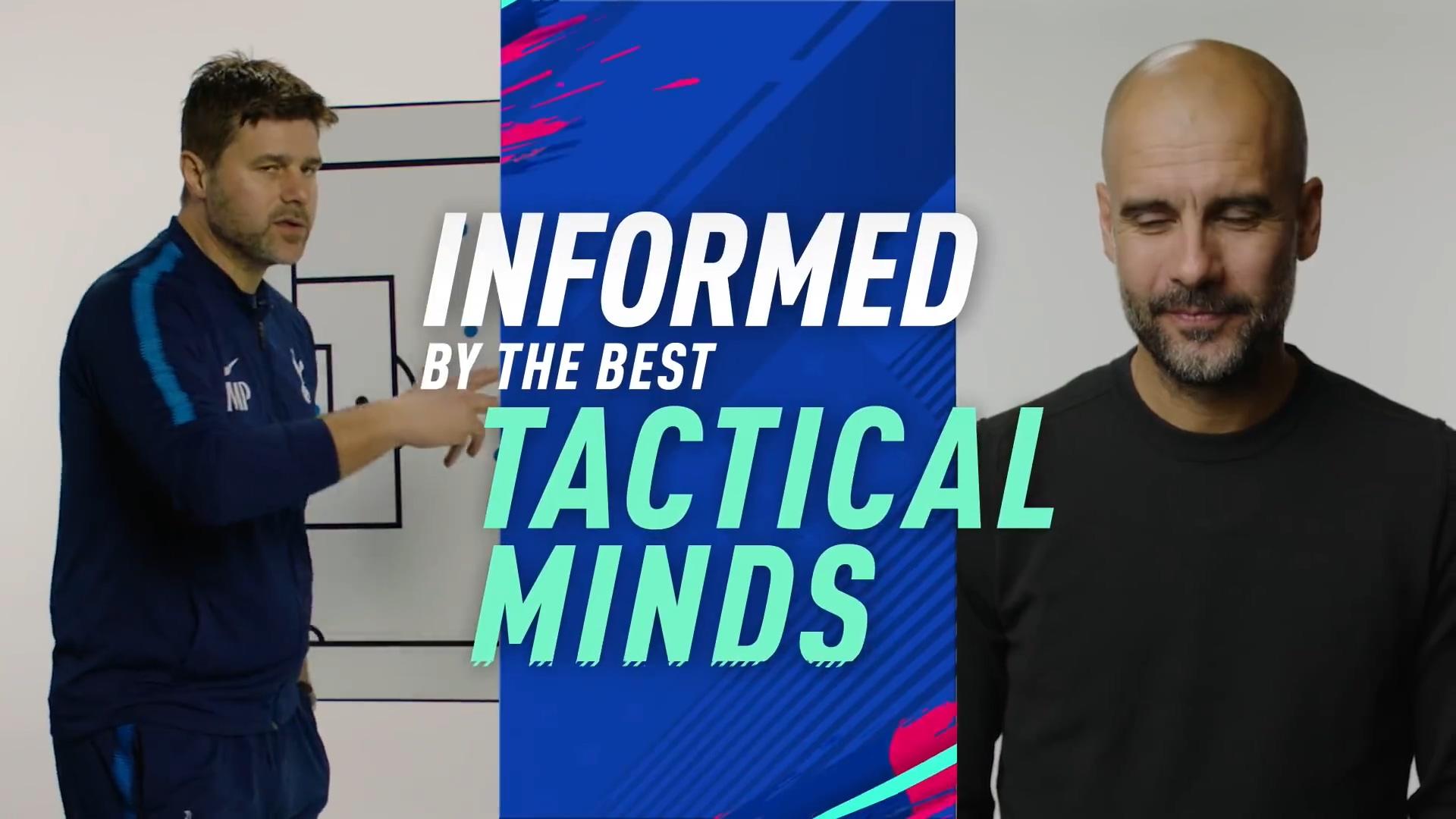 游戏新消息:FIFA19新增动态战术及主动碰撞系统球员动作更具个性战术操作更便利