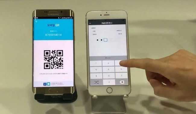 """颤抖吧!韩国要打造本国""""支付宝""""和""""微信支付"""" 明年推出"""