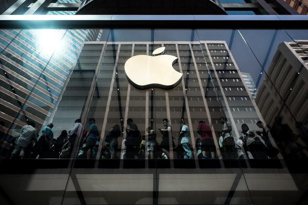 淡季财报依然热力四射 苹果市值突破万亿大关势在必得