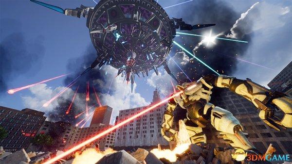 超爽决战异形!PS4《地球防卫军:铁雨》最新怪物武器公开