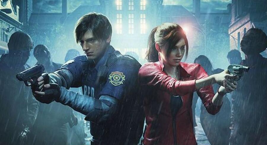 《生化危机2:重制版》 新情报放出 游戏画面出色如电影般