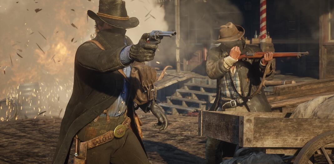 Take-Two CEO对《荒野大镖客2》信心满满:重新定义游戏产业!