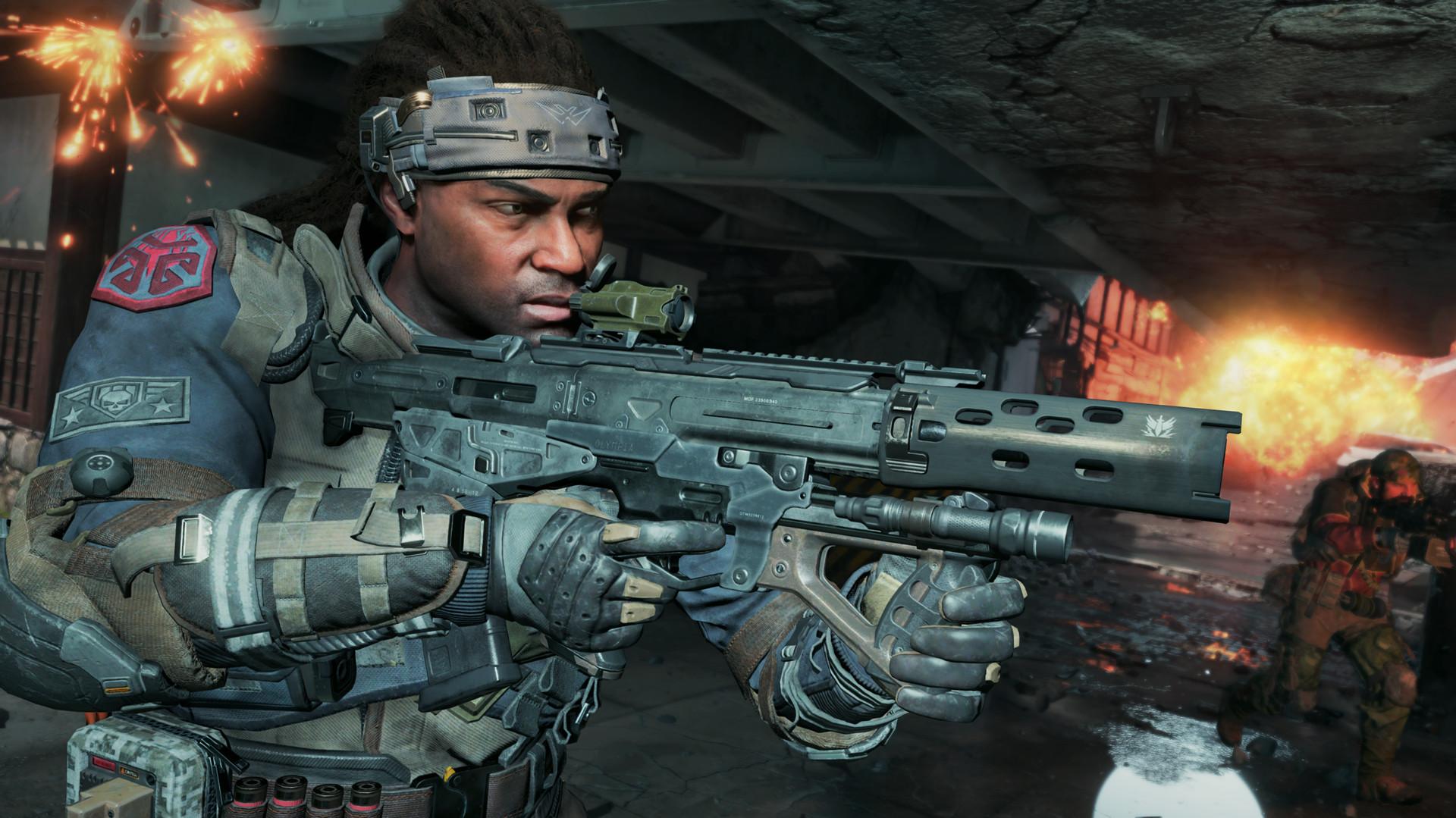 《使命召唤15:黑色行动4》beta试玩版体验报告