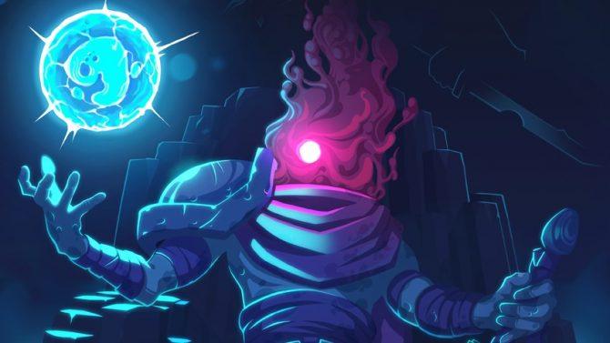 好评动作游戏《死亡细胞》即将发布正式版 动画预告片欣赏