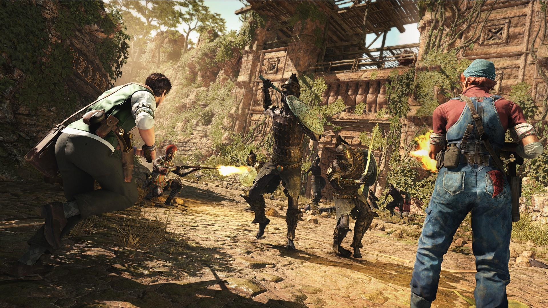 《异域奇兵》两个新模式公布 Steam版预购特惠中