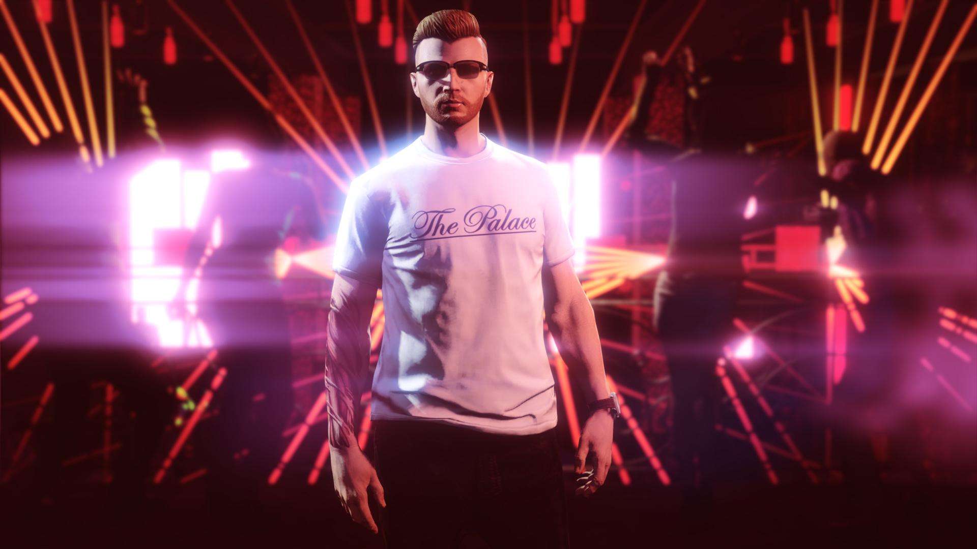 《俠盜獵車OL》全新更新內容發佈 德國DJ駕臨洛聖都