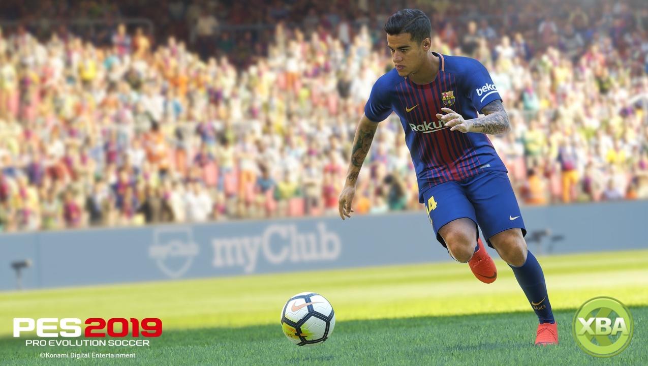 《实况足球2019》试玩版 Steam正版分流下载