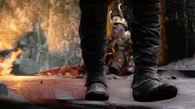 《戰神4》拍照大賽優勝作品欣賞 玩的不是同一個遊戲