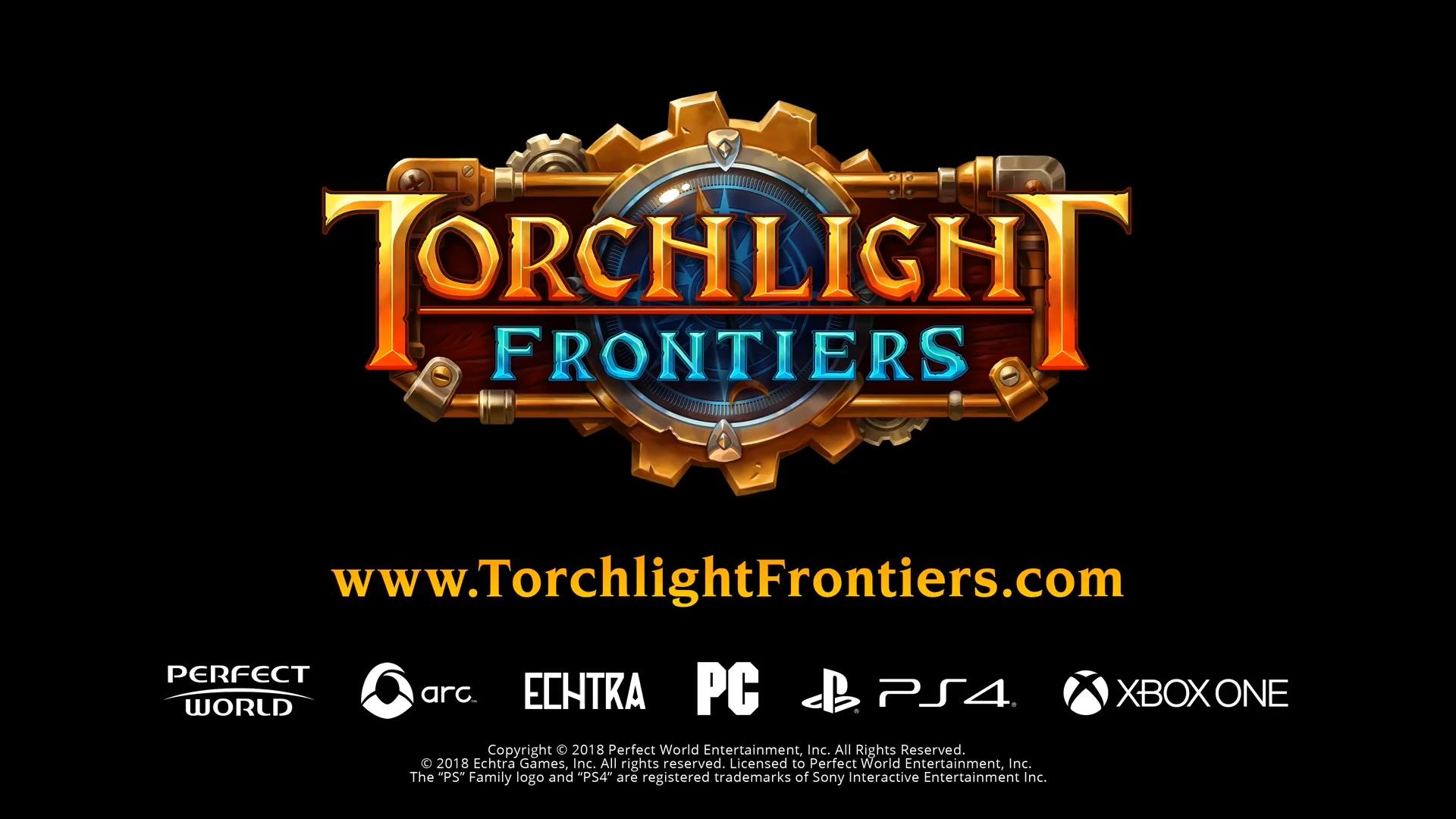 《火炬之光:邊境》公佈 2019年發售登陸PC/PS4和Xbox One