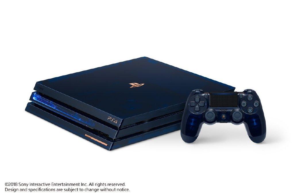 PS4實際銷量超8122萬!PlayStation主機總銷量已超5億