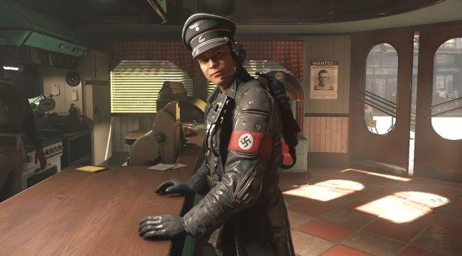 游戏新消息:Switch德军总部2新巨像更新同时替换了这个图片