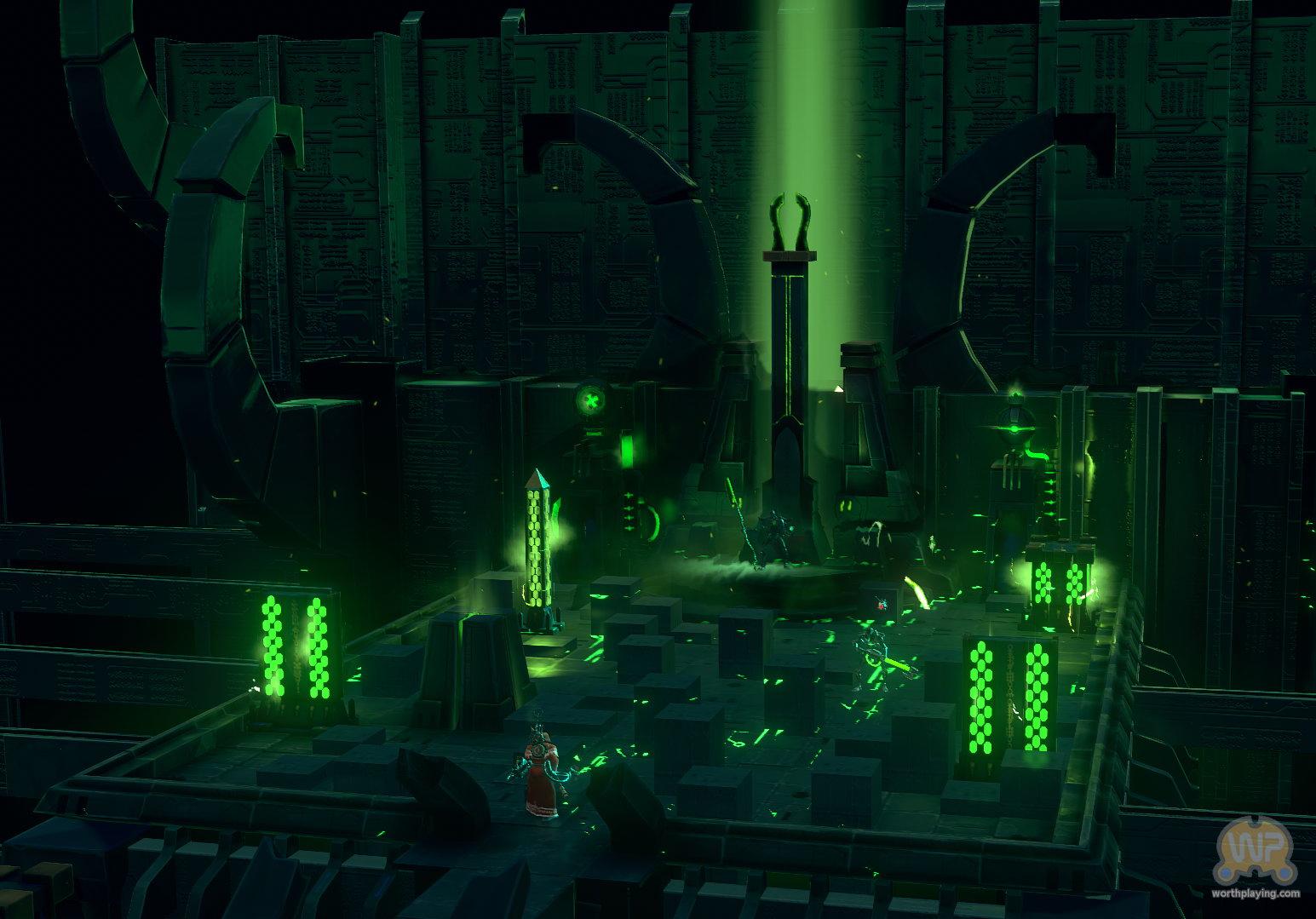 戰錘迷不可錯過 《戰錘40K:機械神教》發售日及新截圖公佈