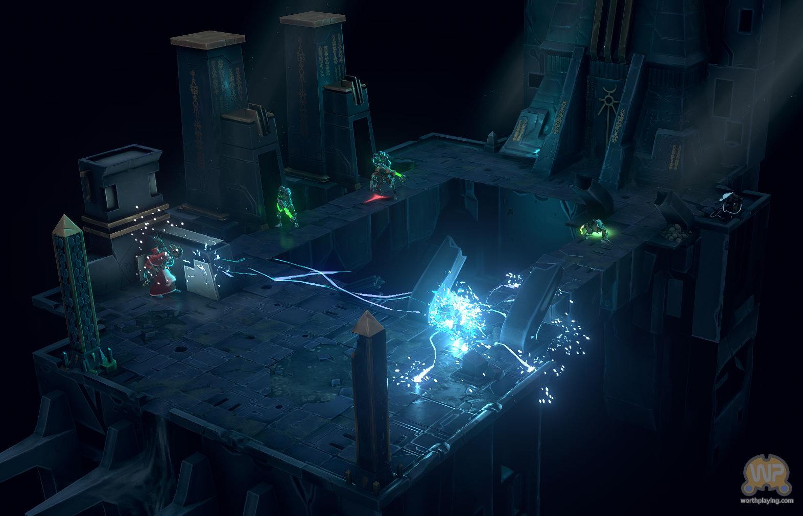 《战锤40K:机械神教》新玩法:Steam成就解锁游戏技能
