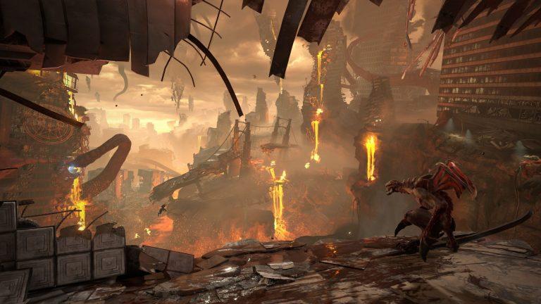 《毁灭战士:永恒》确认有单人战役DLC 不支持自建地图