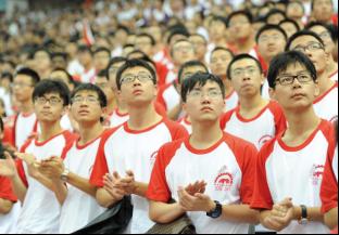 60年前中国仅有10%近视率 如今已经飙升到了90%