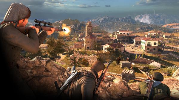Rebellion宣布全新独立制作《狙击精英》VR澳门皇冠官网