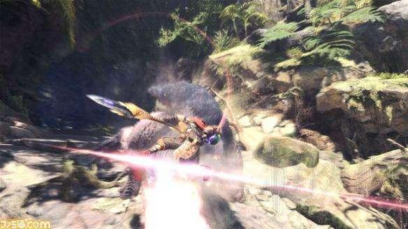 《怪物猎人:世界》操虫棍猎虫详细解读