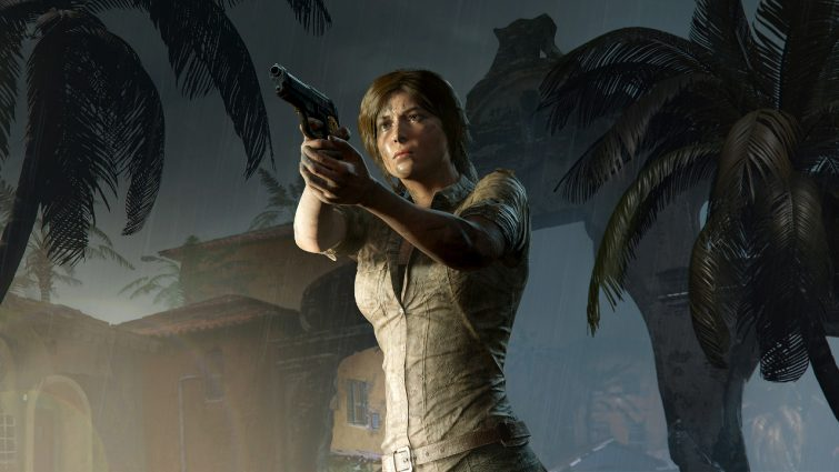 《古墓丽影:暗影》PS4 Pro新演示 秘鲁丛林斗猎豹