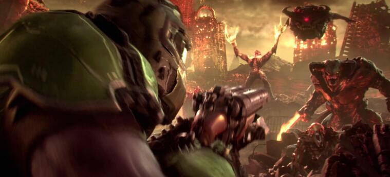毁灭战士:永恒 - 叽咪叽咪 | 游戏评测