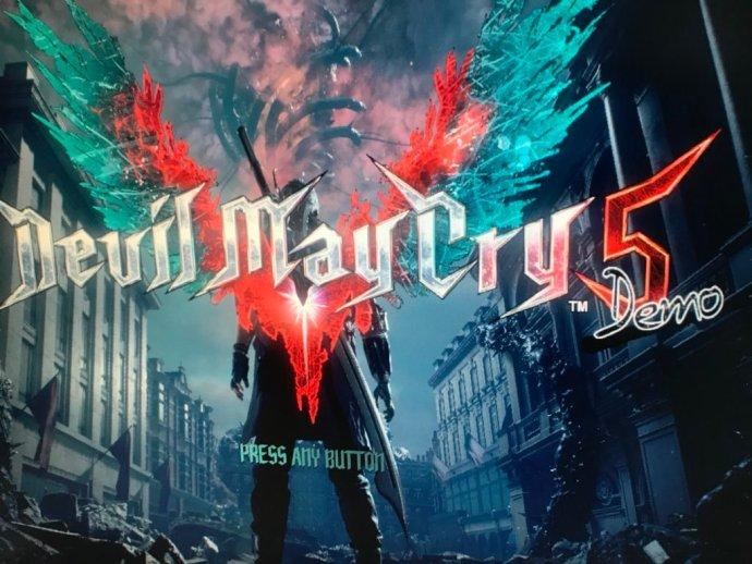 《鬼泣5》Demo制作完成  将在科隆展进行全球首次试玩